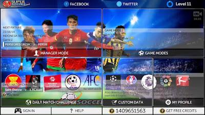 FTS 2019 MOD APK + Data OBB New HD Grafik - Download First Touch Soccer 2019