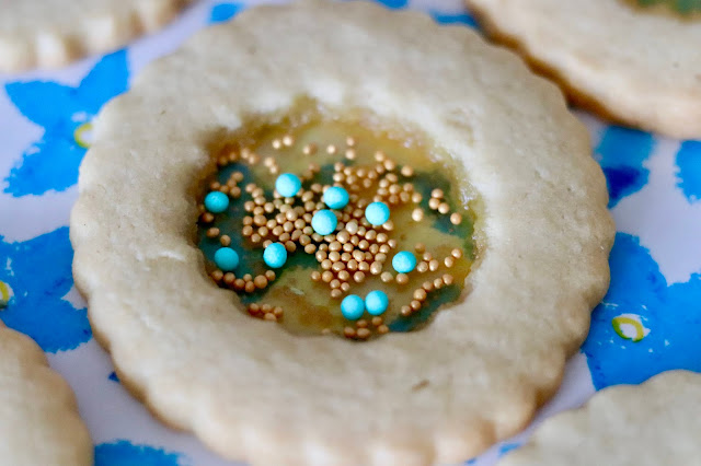 🎄 bożonarodzeniowe mozaiki - czyli magiczne ciasteczka na święta