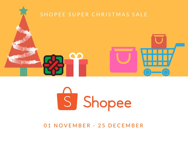 Are You Ready for Shopee Super Christmas Sale?