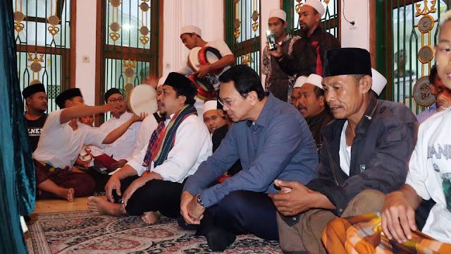 Bikin Haru, Salut Buat The Real Governor! Dari Balik Penjara AHOK Tepati Janjinya Pada Habib Sting Soal....