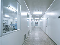 Aplications Cleanroom, Surgery & Food Production Room