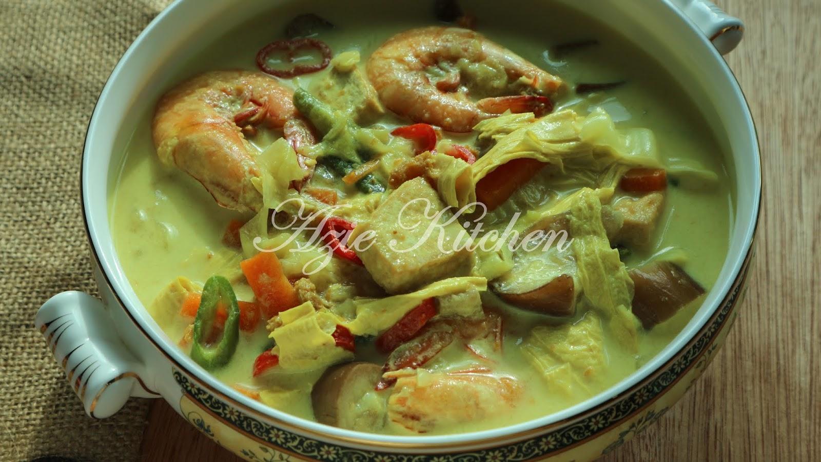 Lontong Dan Kuah Lodeh Azie Kitchen Yang Paling Sedap Azie Kitchen