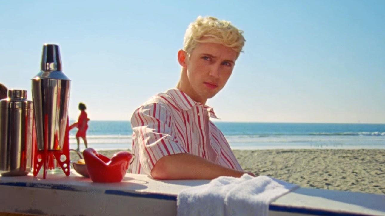 """O clipe é o quarto da era """"Bloom"""", e traz o cantor como protagonista de um romance visceral de verão."""