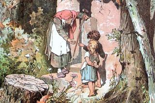 João e Maria - Conto dos Irmãos Grimm