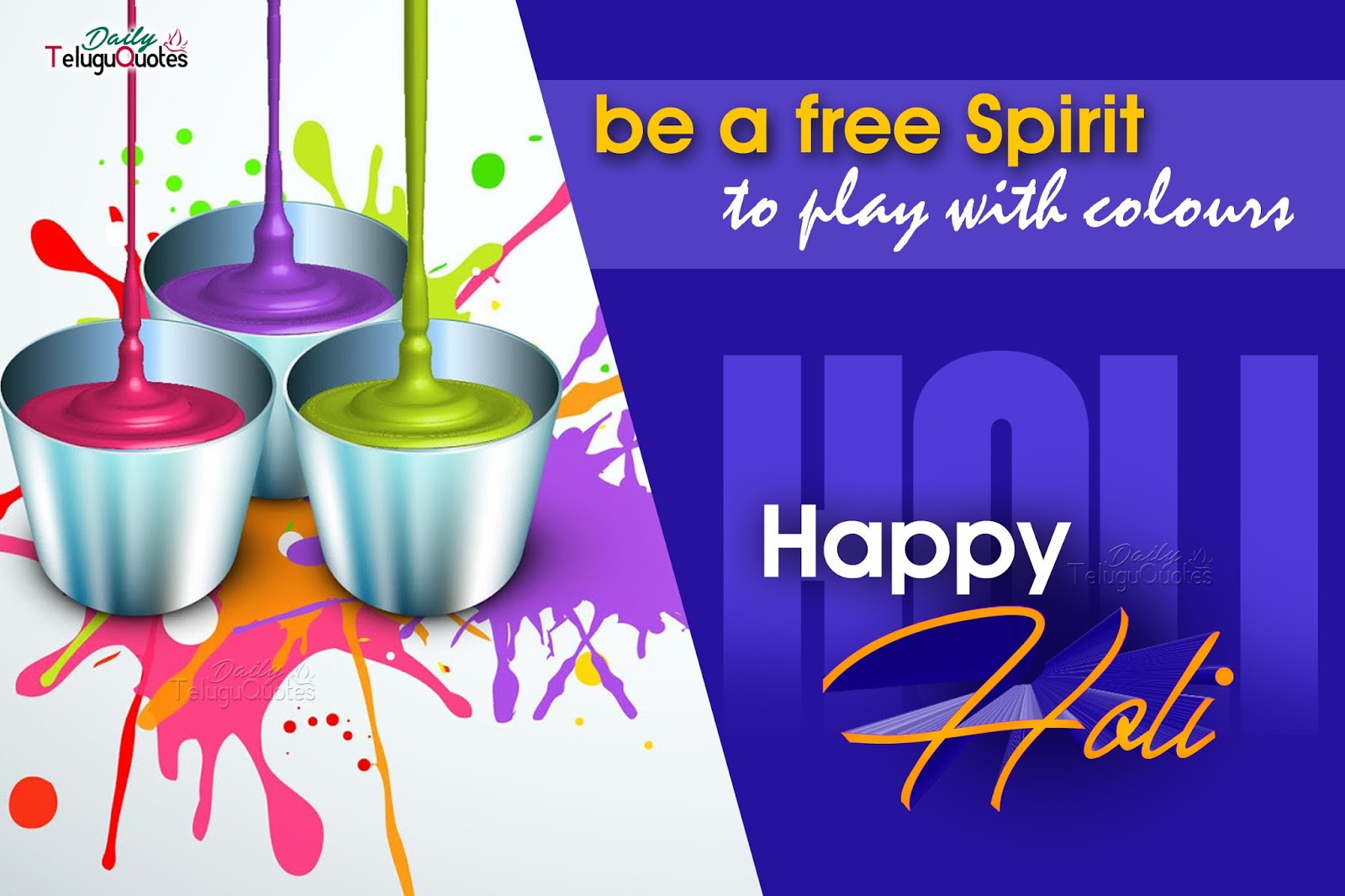 Happy holi wishes quotes and greetings hd wallpapers latest holi wishes quotes greetings sms messages and m4hsunfo