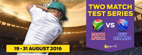 South Africa and New Zealand go head to head in the second Test at SuperSport Park Centurion.