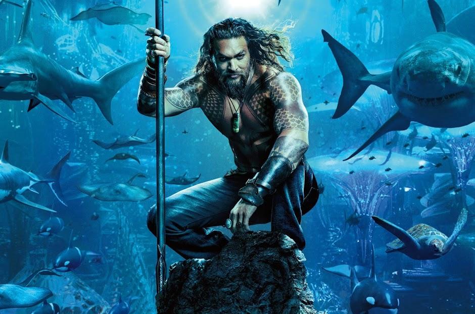 "UCI Cinemas abre pré-venda de ""Aquaman"""