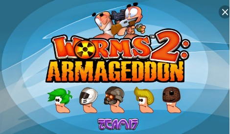 Worms 2: Armageddon Apk+Data Free on Android Game Download