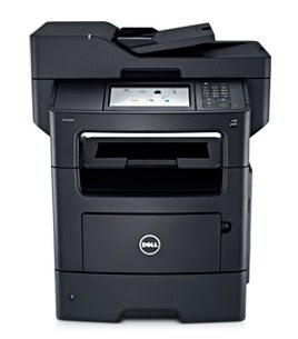 Dell B3465dnf Mono Laser Printer Driver Download