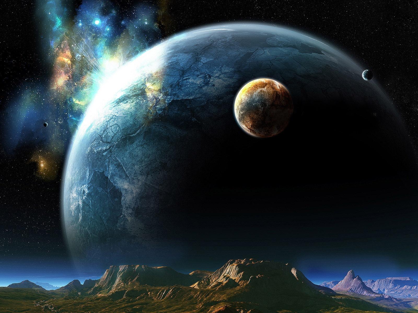 Planeten Achtergronden | HD Wallpapers