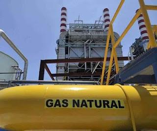 Yacimiento gas natural