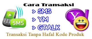 Format Transaksi Isi Pulsa Server Raja Pulsa