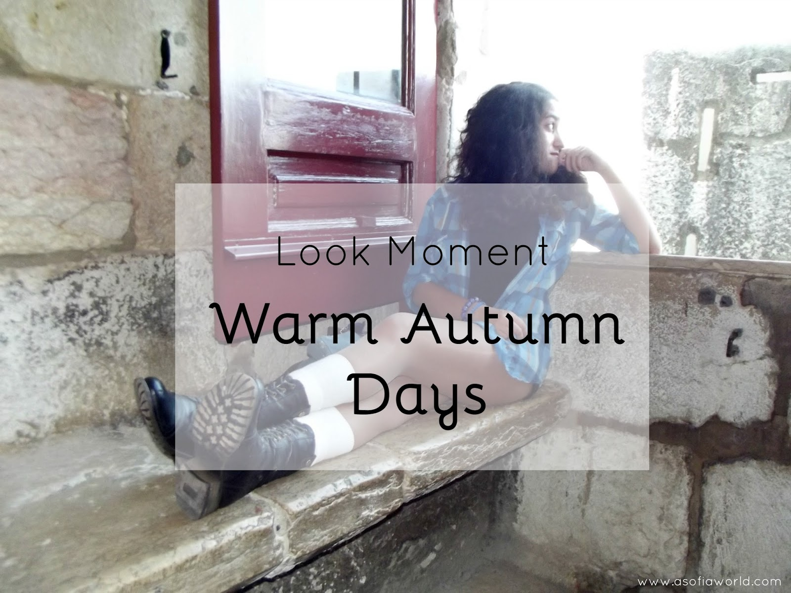 Warm Autumn Days inspiration.