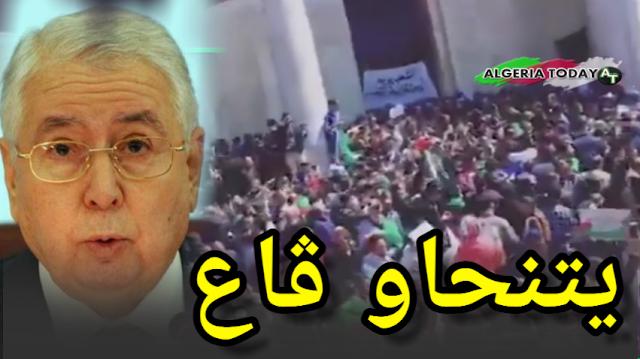 """بالفيديو : مظاهرات الطلاب الجامعيين اليوم بالبريد المركزي : الطلبة بصوت واحد """" يتنحاو قاع """" ارحل يا بن صالح"""