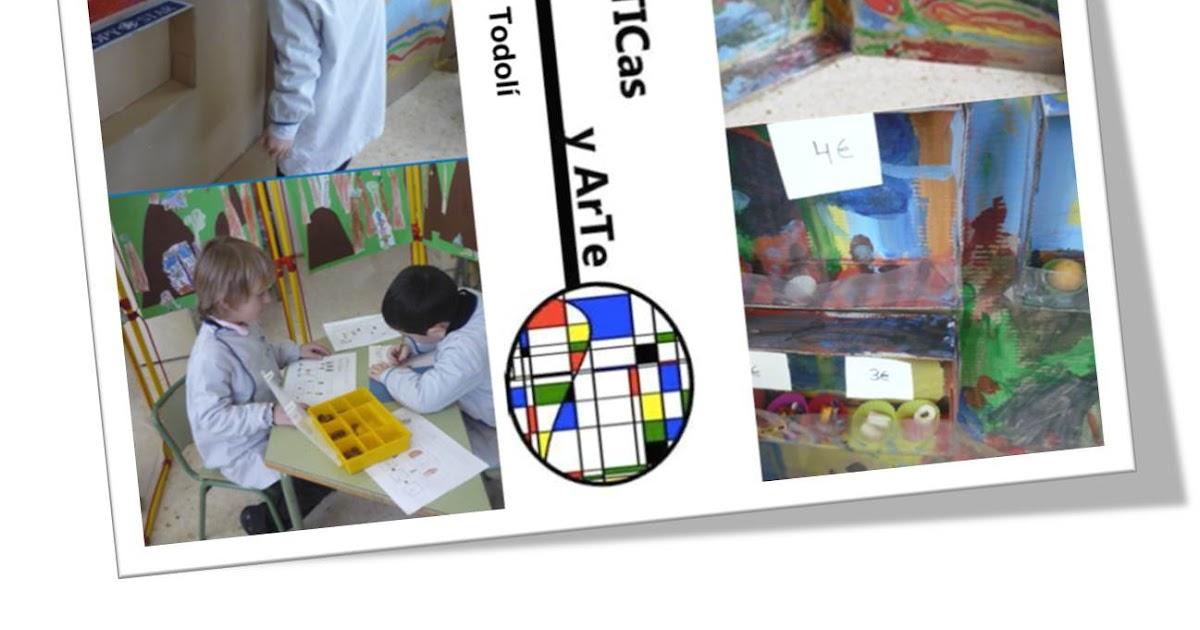 Las tiendas. Un taller de matemáticas en Infantil.