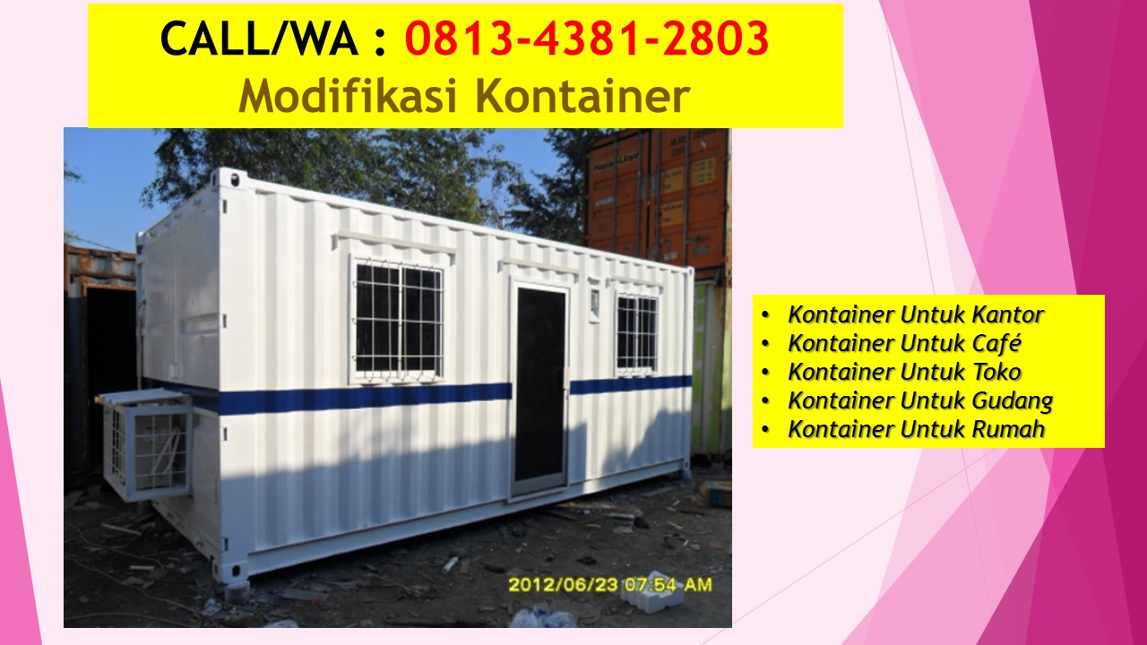 0813 4381 2803 Spesialis Pagar Canopy Kontainer 0813 4381 2803 T