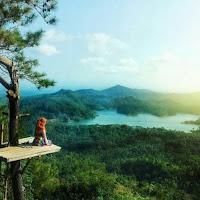 foto keren pemandangan kalibiru kulonprogo jogja