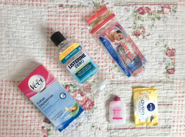 letmecrossover_blog_michele_mattos_blogger_blogspot_empties_products_I've_used_up_beauty_products_veet_waxing_strips_nivea_soap_listerine_cotton_rounds_cruelty_free_minimalism_zero_waste