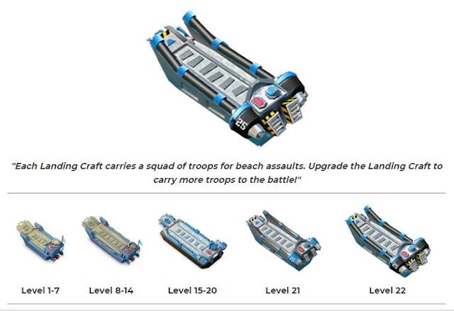 A Tips About Boom Beach Landing Craft