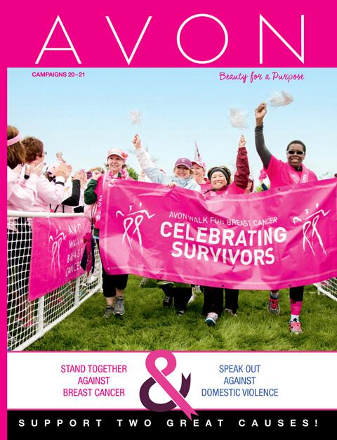#Support The Avon Walk For Breast Cancer Celebrating Survivors / Speak Out Against Domestic Violence