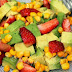Strawberry, Avocado and Corn Salad
