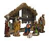 Kurt Adler 6-Inch 7-Piece Resin Nativity Set