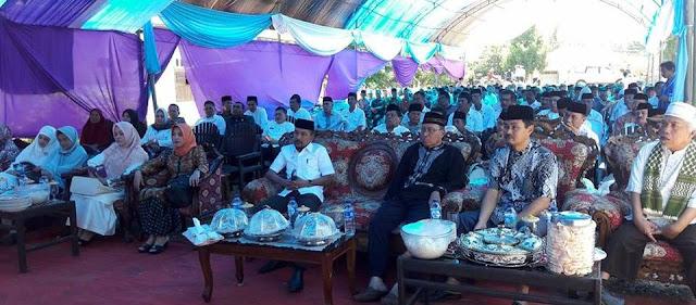 Keluarga Besar Qahhar Kumpul di Lanipa