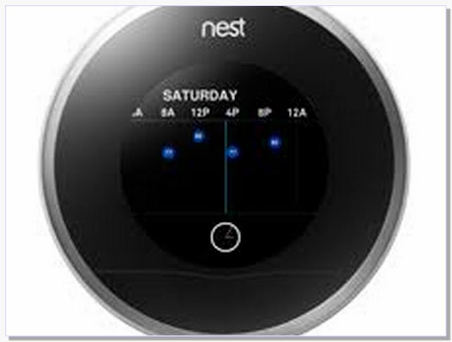 How to program my nest thermostat