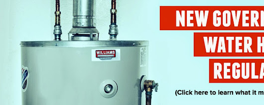 New Government Water Heater Regulations
