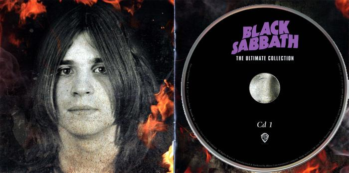 BLACK SABBATH - The Ultimate Collection [2CD Digipak remastered] (2017) booklet