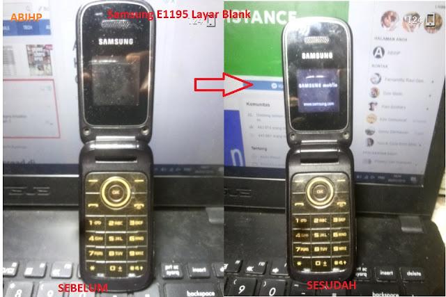 Ganti FLeksibel Samsung Lipat SIm 1.