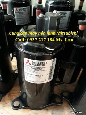 Bán Block ( lốc) máy nén lạnh Mitsubishi PH39 - 2.5HP chính hãng giá gốc giao hàng nhanh chóng