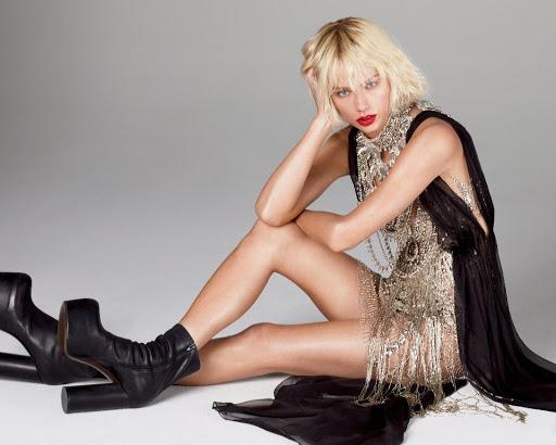 taylor swift sexy models photo shoot vogue magazine