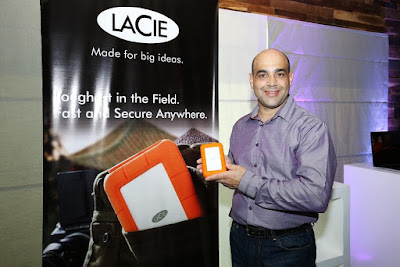 LaCie Launches Next Generation Porsche Design Drives and New Rugged Products, First Showcased with Power Mac Center