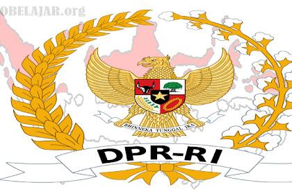 Sejarah Dewan Perwakilan Rakyat Republik Indonesia (DPR-RI)