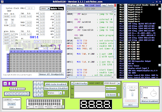 edsim51 software