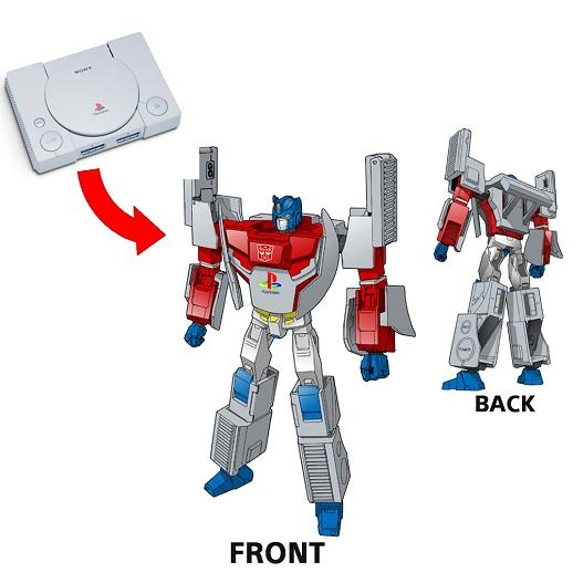 "Optimus PSone, το PSone που τα ""σπάει"" 1"