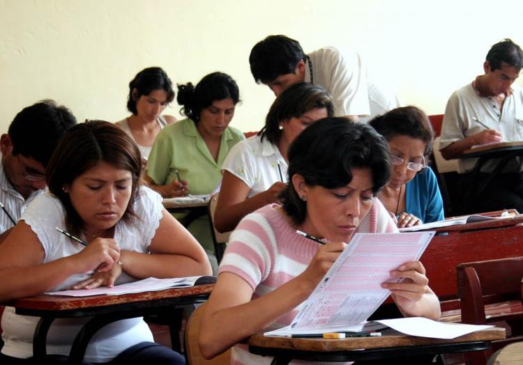 Ucayali noticias docentes de la iii y iv escala dar n for Docentes en el exterior 2016