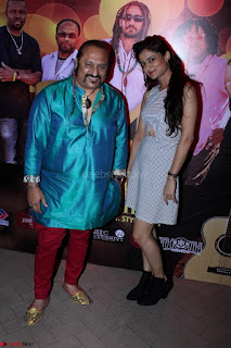 Shibani Kashyap Launches her Music Single led 24 Hours Irresponsible 009.JPG