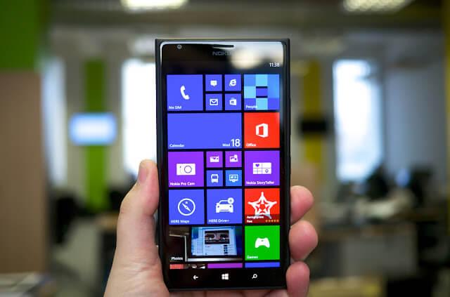 Nokia de retour