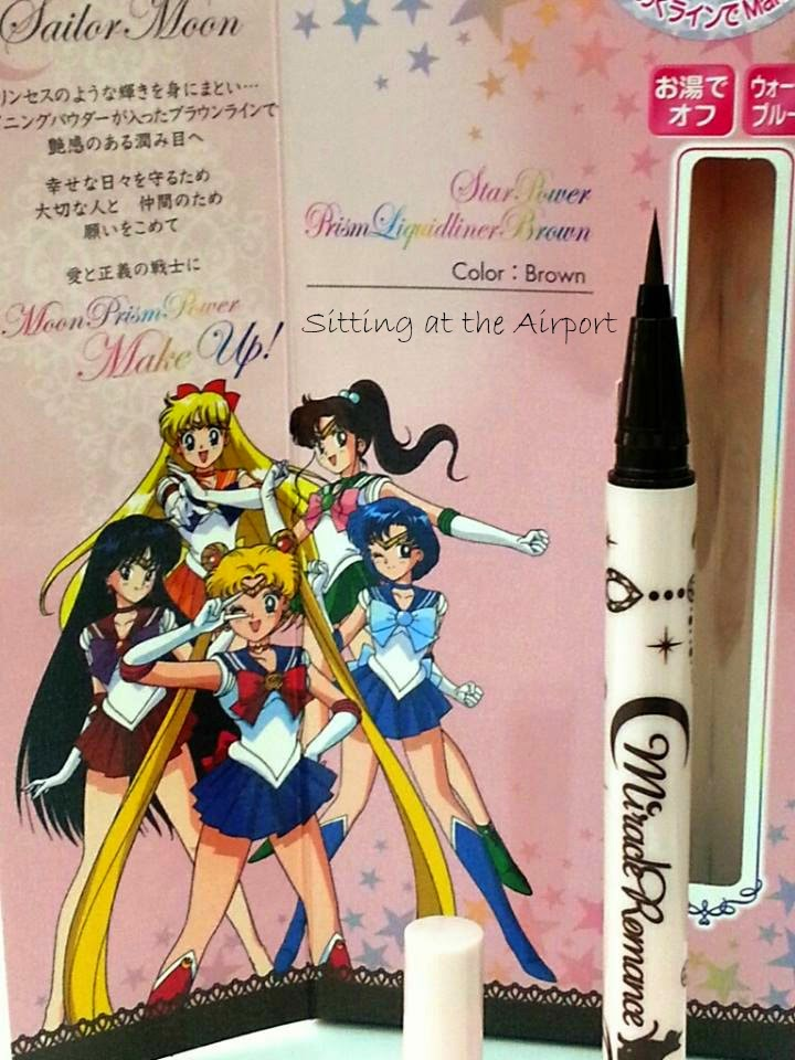 Sailor Moon Eyeliner