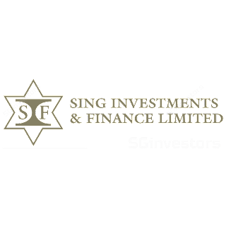 SING INVESTMENTS & FINANCE LTD (S35.SI) @ SG investors.io