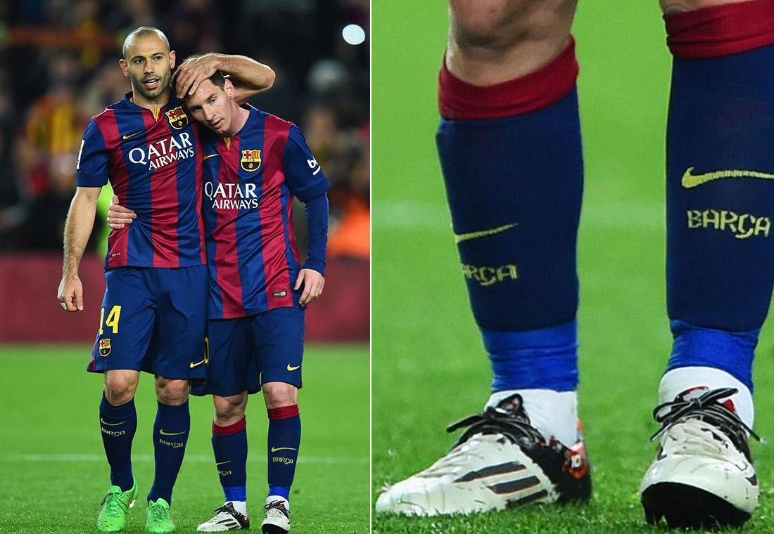 ¿Están las Pibe de Barr10 tras la lesión de Messi?