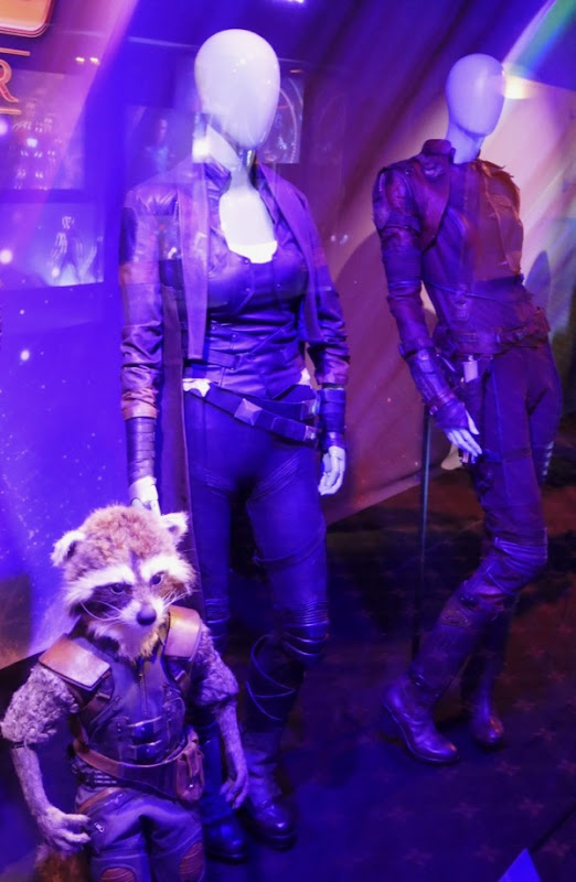 Gamora costume Avengers Infinity War