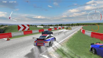 لعبة Rally Fury Extreme Racing مهكرة للاندرويد