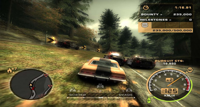NFS Most Wanted Black Edition For Pc Full Free Download