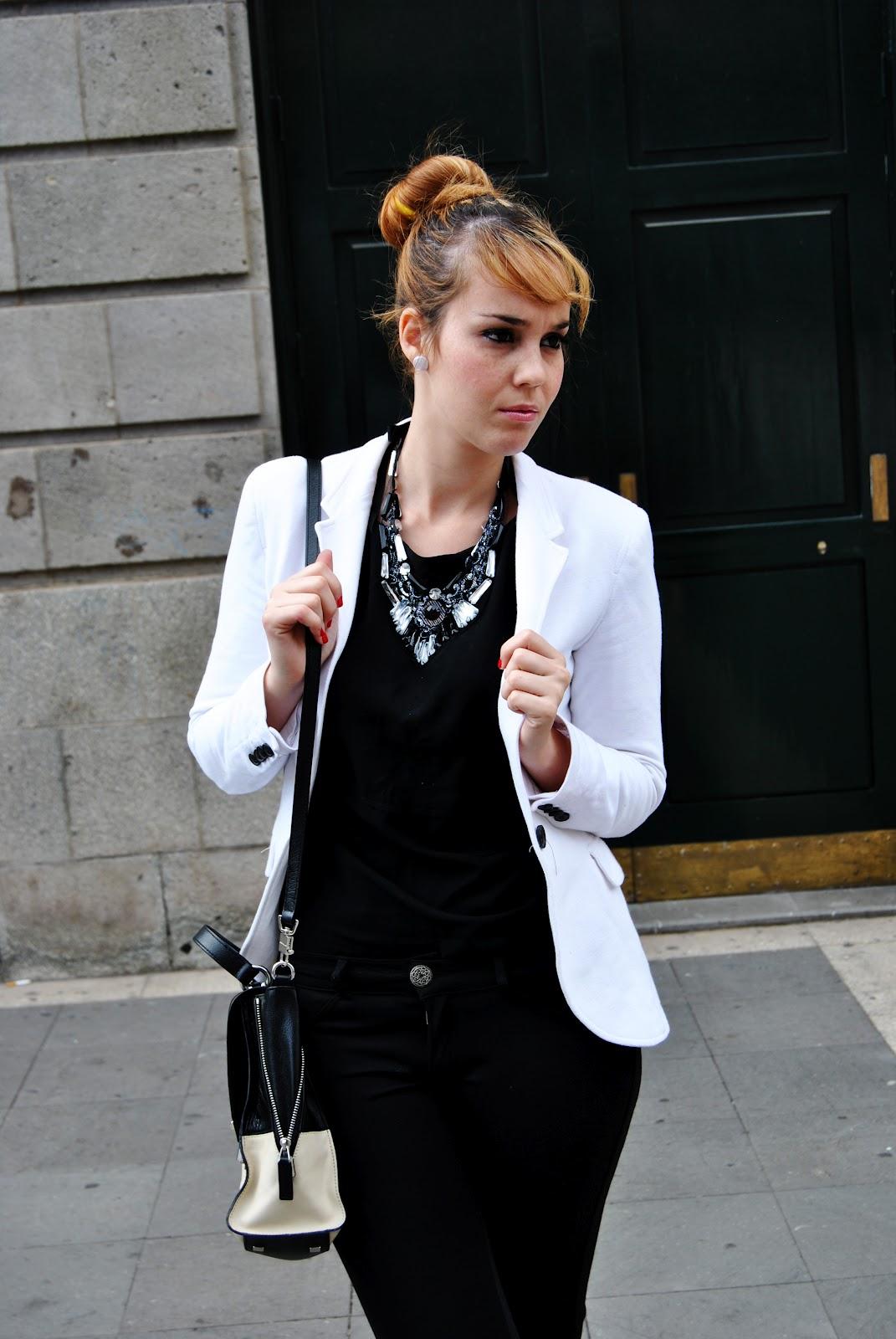 nery hdez, iphone case, leggins, white blazer