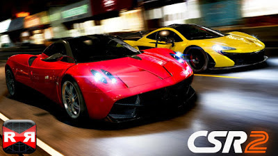Download Game CSR Racing 2 Versi Terbaru