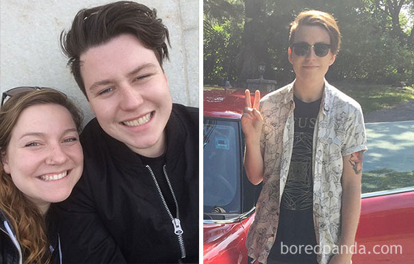 10+ Before-And-After Pics Show What Happens When You Stop Drinking - 7 Months Sober
