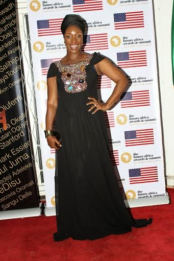 5 Photos: Celebs step out for Future Africa Awards Nominees Reception